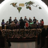Live Christmas at the Temple